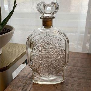 Vintage Schenley Whiskey Decanter